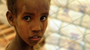 Kenya - Refugee numbers have swollen to 400,000