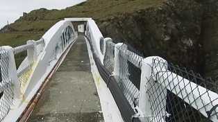 Mizen Head - Original bridge closed in 2005