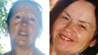Marion Graham & Kathy Dinsmore - Bodies found in a forest on Thursday night