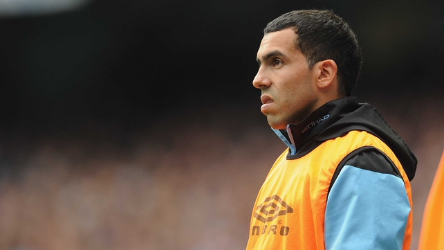 After a six-month absence - Tevez is set to return from the cold