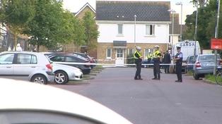 Alan Ryan was shot dead in Clongriffin on Monday