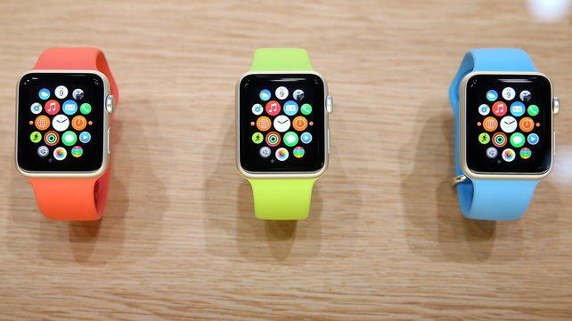 The Apple Watch will launch in some markets on 24 April - but Irish shoppers will have to wait