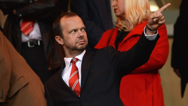 Transfer talk ignores current realities - Ed Woodward