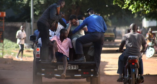 A number of hostages have been rescued from the hotel