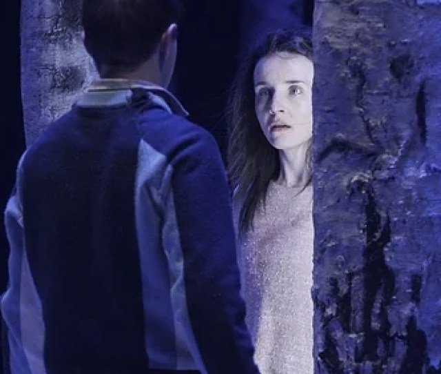 Craig Connolly And Katie Honan Star In Let The Right One At The Abbey Theatre