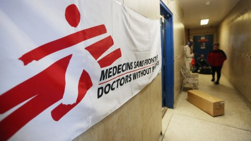A Spaniard and two Ethiopians who worked with Médecins Sans Frontières were killed, the organisation said