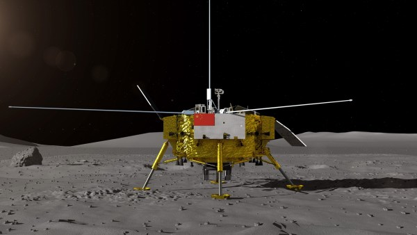 China lands probe on far side of moon - state TV