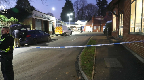 Image result for Man stabbed on UK train