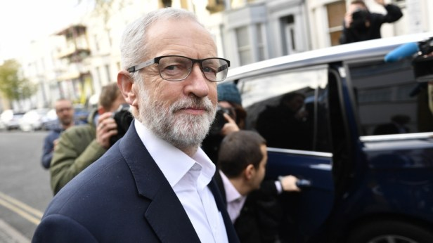 Jeremy Corbyn said the talks have gone as far as they can