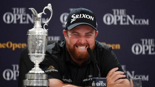 Shane Lowry won The Open on Irish soil
