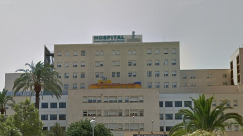 Image result for hospital de alicante 3 year old