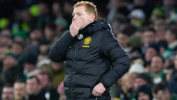 Neil Lennon: Celtic let themselves down