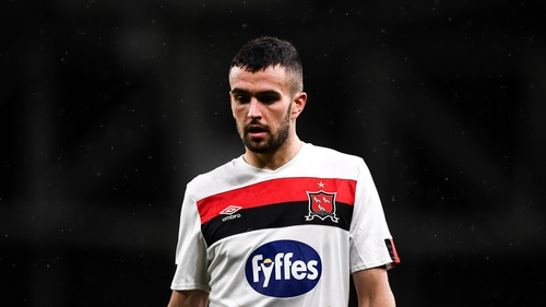 Michael Duffy signs new deal with Dundalk