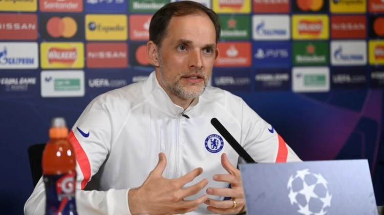 Chelsea tooled-up for semi-final away day at Madrid
