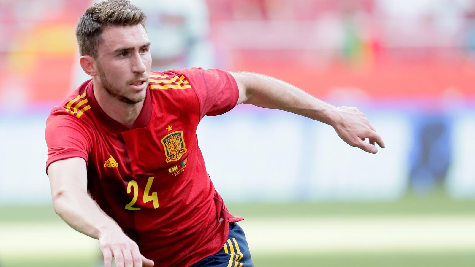 Ada dua pemain yang diragukan: Aymeric Laporte Wallpaper Spain - Draw-weiner