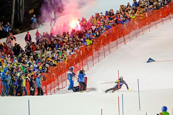 alpesi sí szlalom Madonna di Campiglio Olaszország Henrik Kristoffersen
