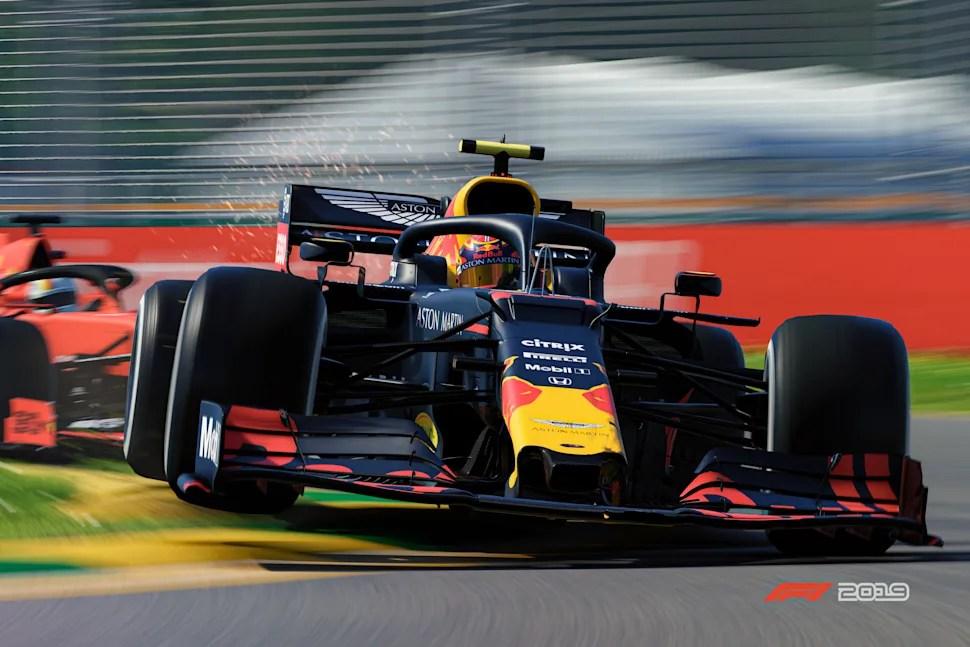 Virtual Canadian GP: Jon Olsson and Alex Albon to lead Red Bull