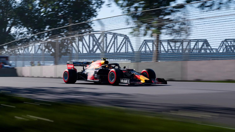 Red Bull Racing and Wings for Life in Virtual GP return