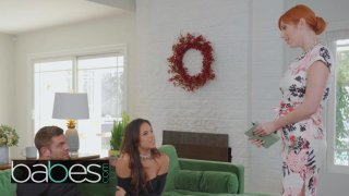 BABES - Step Mom Lessons - Lauren Phillips Juan Lucho Autumn Falls- Stepmom Learns a Lesson porn image
