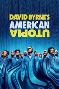 David Byrne's American Utopia Poster