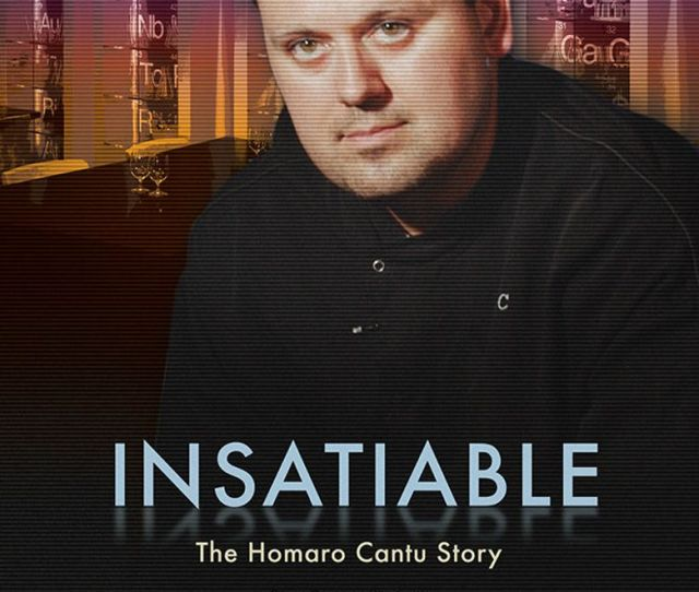Insatiable The Homaro Cantu Story Poster