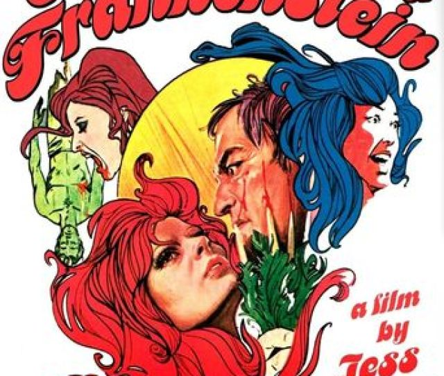 The Erotic Rites Of Frankenstein Poster