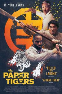 The Paper Tigers Poster