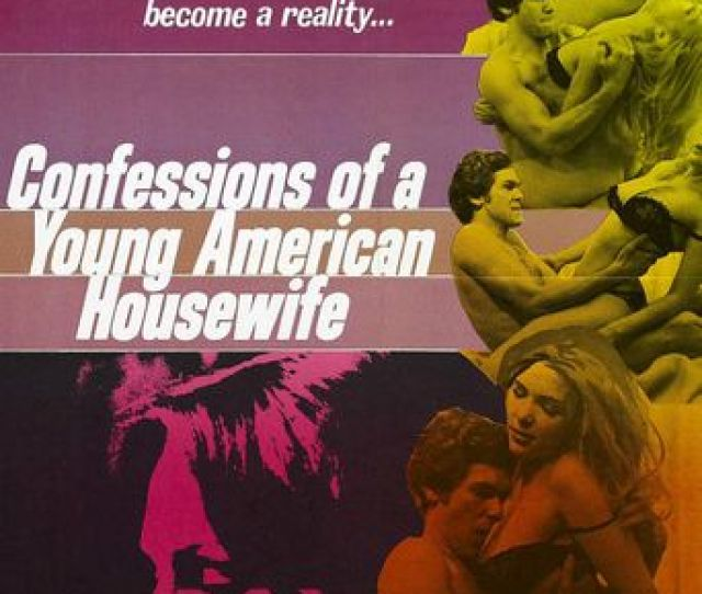 Confessions Of A Young American Housewife Poster