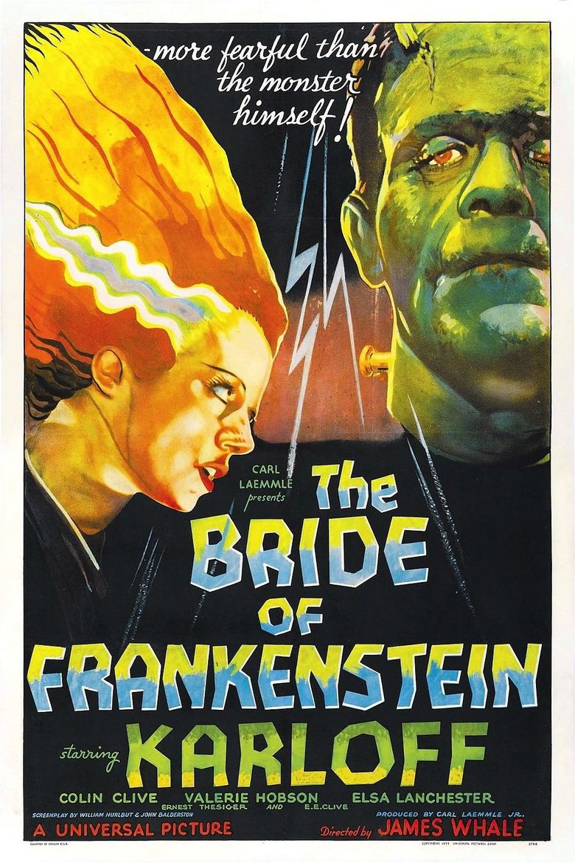 the bride of frankenstein 1935