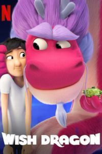 Wish Dragon Poster