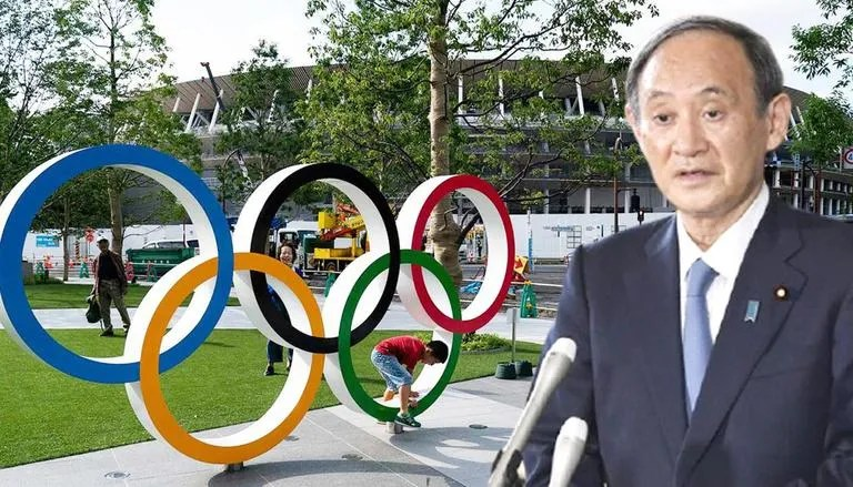 Japan Declares State Of Emergency In Tokyo Ahead Of Olympics As COVID Cases  Rise