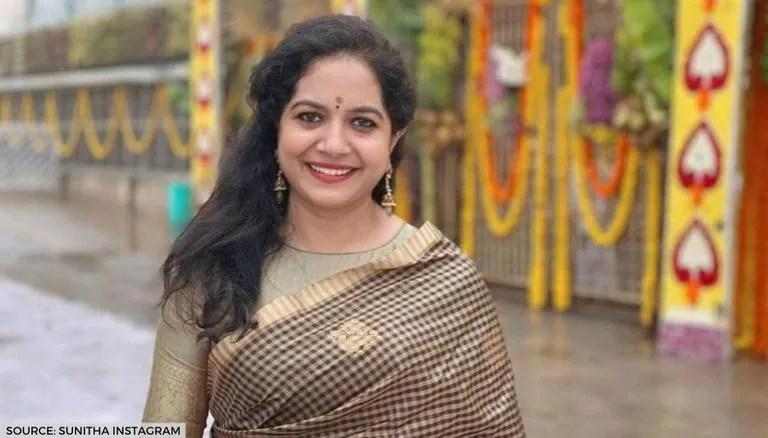 singer sunitha images