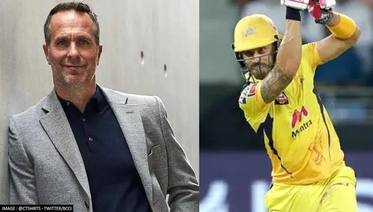 Watch Vaughan slams South Africa for Faf Du Plessis' 'ridiculous' exclusion from T20 WC squad – Google IPL News