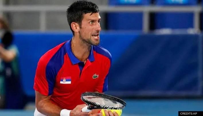 Novak Djokovic loses bronze medal match