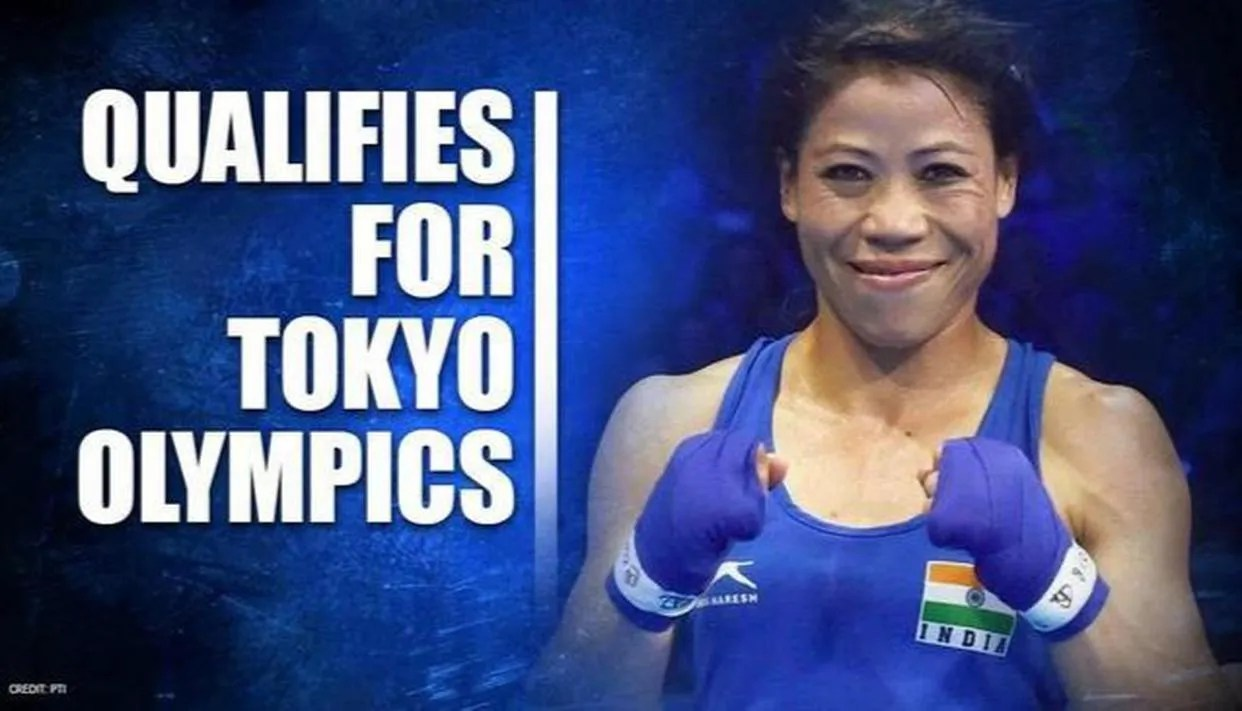 Mary Kom Qualifies To 2020 Olympics