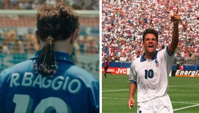 Baggio: The Divine Ponytail' Netflix documentary on Italian great set for  May 26 release