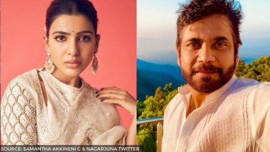 Samantha Akkineni is all praises for Father-in-law Nagarjuna's performance in 'Wild Dog'