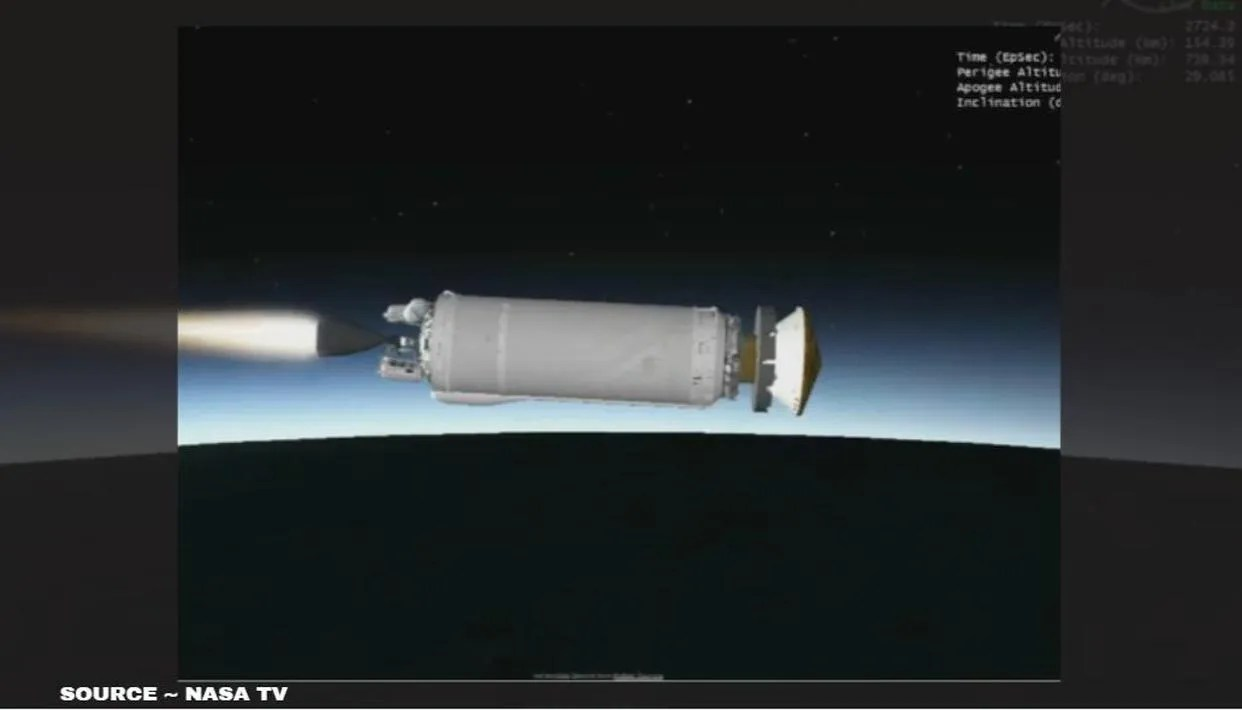 NASA successfully launches Perseverance rover to Mars ...