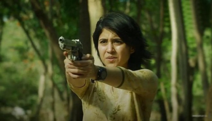 Mirzapur 2': Shweta Tripathi looks ready for a bloodbath in recent teaser