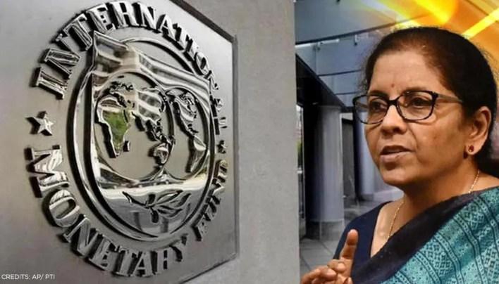 IMF, Nirmala Sitharaman