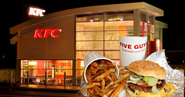 Good Fast Food Places