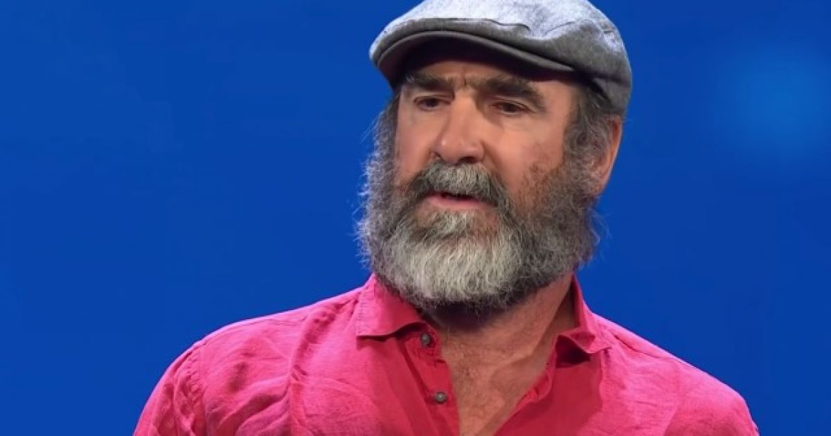 Bill bienvenidos learn how to use mayo clinic connect community guidelines help center request an appointment has anyone tried a spee. Here S The Bizarre Eric Cantona Speech That Everyone Is Talking About