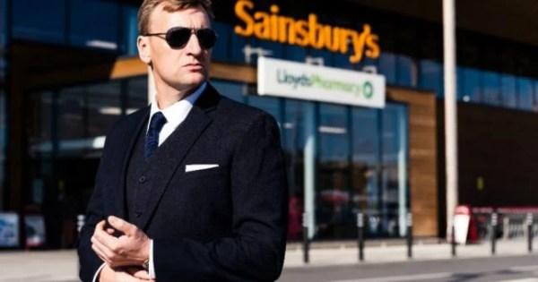 Sainsbury's Launches Premium Menswear Range | ESM Magazine