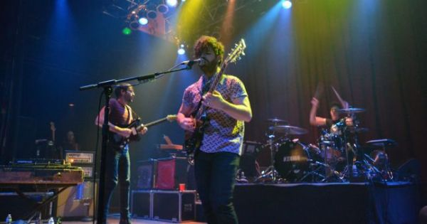 Foals Sends Fans On Scavenger Hunt With Mysterious