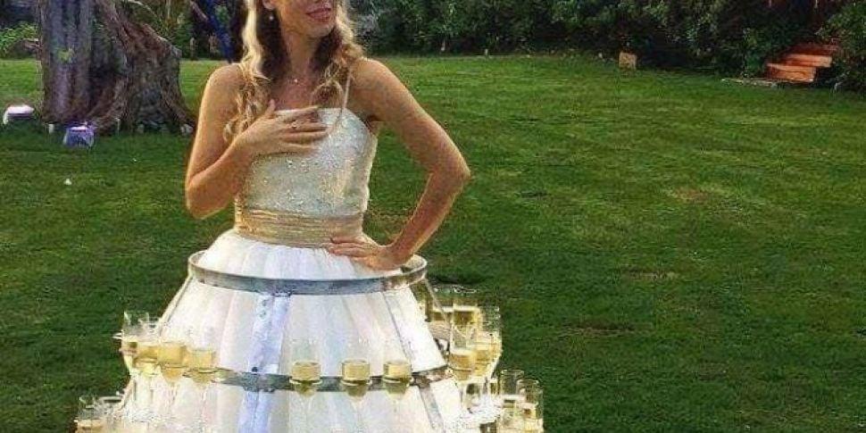 10 Of The Worst Wedding Dresses Ever