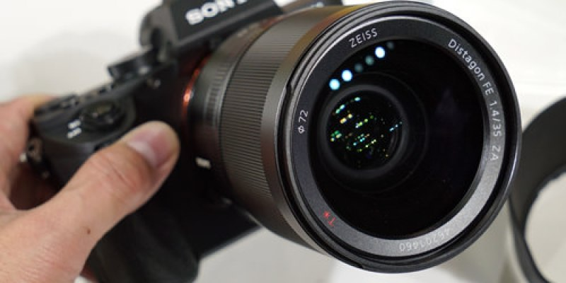 評測》街拍人像鏡頭 SONY Zeiss Distagon T* FE 35mm F1.4 ZA 開箱文|照片實拍