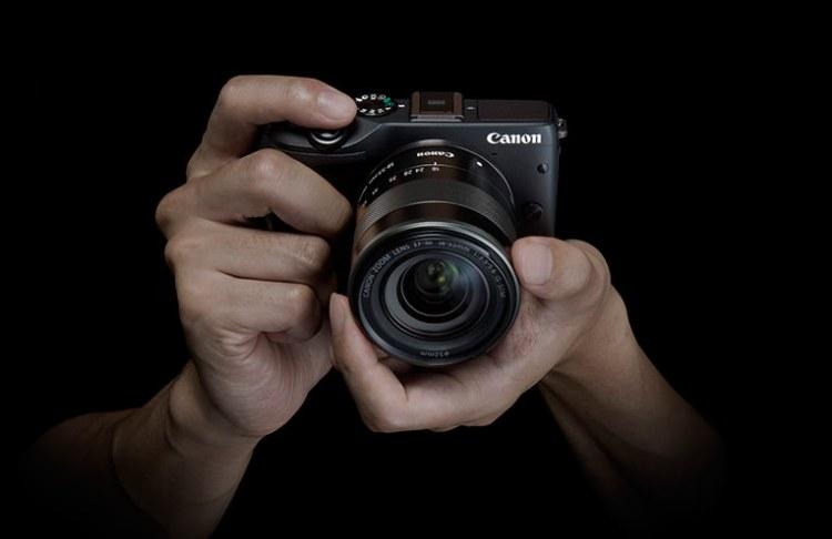 Canon 微單眼 EOS M3 4/10 登台開賣 建議售價20,900元起