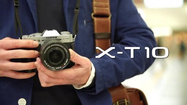 全新旗艦微單 Fujifilm X-T10 輕量化發表