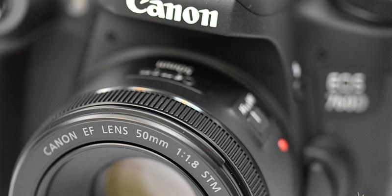 評測》初學者必備 Canon EF 50mm f/1.8 STM 評測開箱