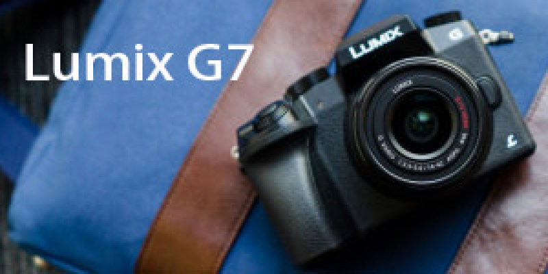 支援4K錄影 Panasonic LUMIX DMC-G7 旗艦發表